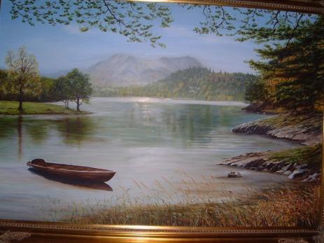 ullswater painting3