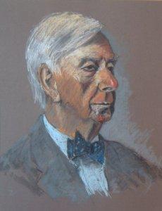Portrait of Roy Farrar 2008