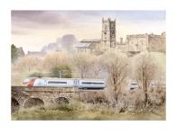 Glasgow Express Pendalino