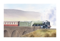 The Tornado Ribblehead Viaduct